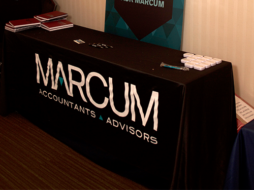 The Reg A Conference Sponsor Marcum