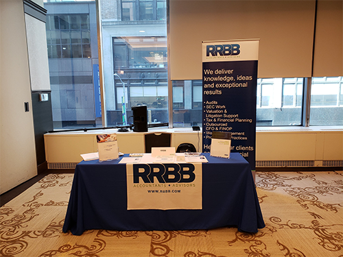 The Reg A Conference Sponsor RRBB