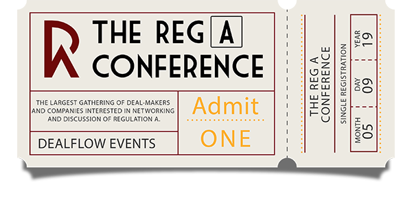 Reg A Conference Single Registration