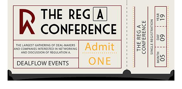 Reg A 2019 Single Registration